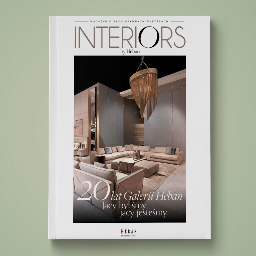 INTERIORS BY HEBAN